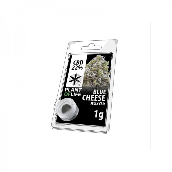 Blue Cheese jelly hash CBD solid 22%
