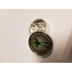 Focus-Planet Aluminium grinder | 40mm | 2 part