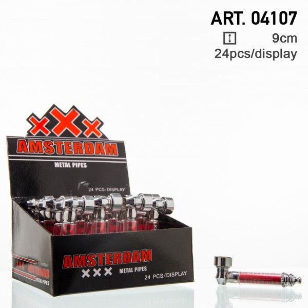 Metal pipes | Amsterdam xxx