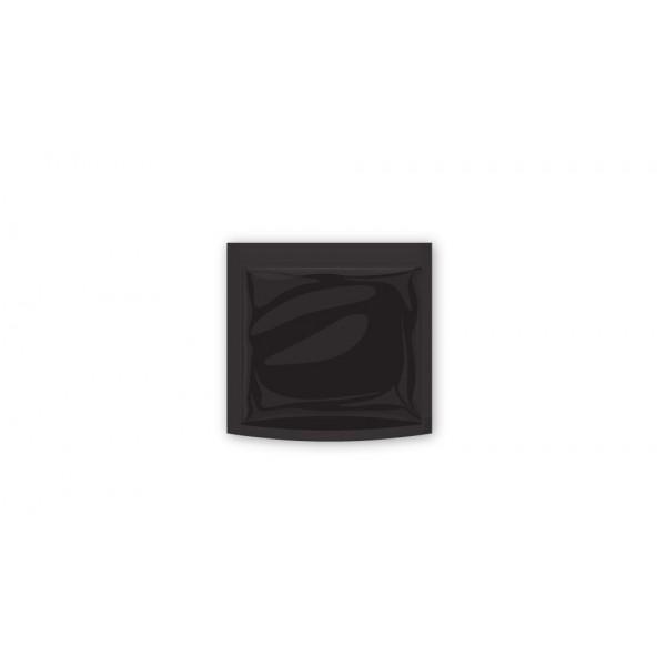 Black One ounce bag   20 pcs  sealable