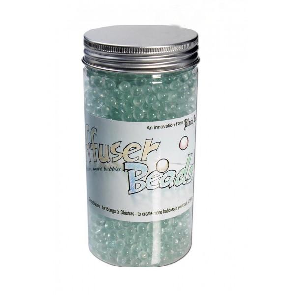 Black Leaf diffuser beads