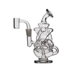 MJ Arsenal infinity Mini Rig | Mini oilbong