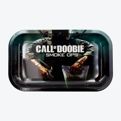 Call of doobie rolling tray | Medium