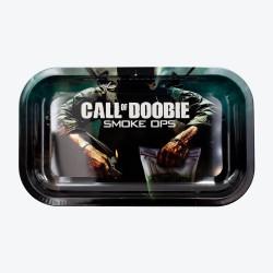 Call of doobie rolling tray | Medium