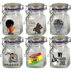 Juicy Jay Weck jar | Large | Different models