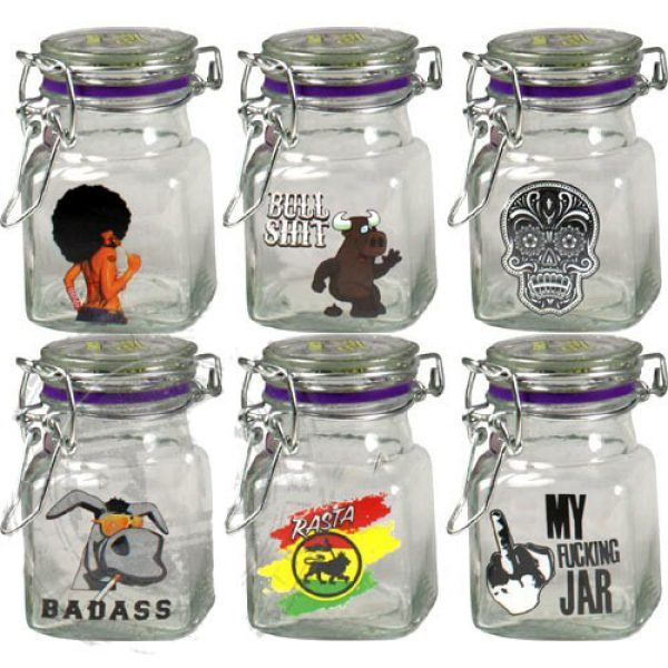 Juicy Jay Weck jar | Large | Different models