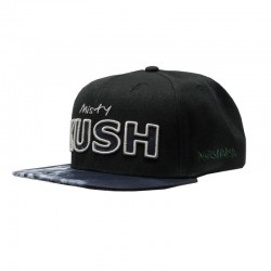 Misty Kush | Snapback cap | Lauren Rose | Black