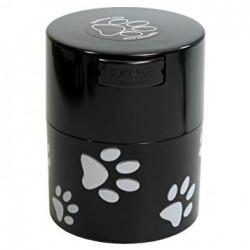 Pawvac 0.29L | Black | Vacuum jar