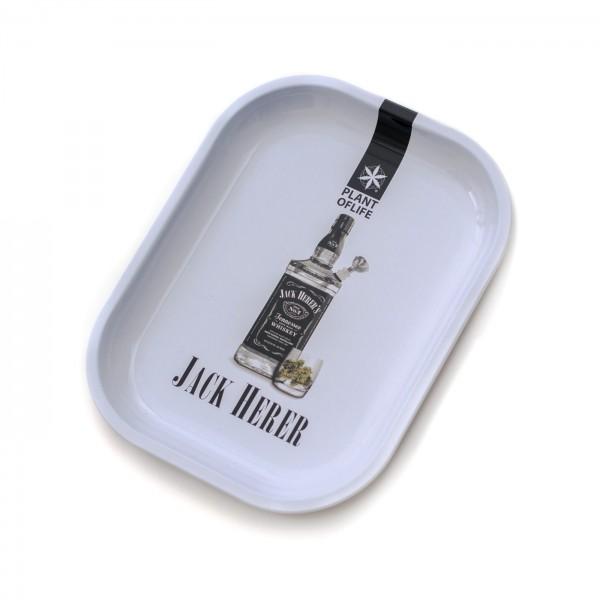 Jack Herrer Bottle rolling tray | Small