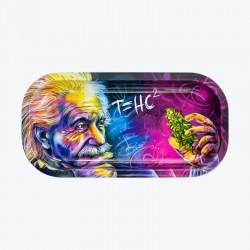 Einstein rolling tray | Medium