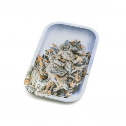 Girl Scout Cookies Strain rolling tray | Medium