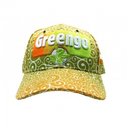 Greengo | Snapback cap | Lauren Rose | Green