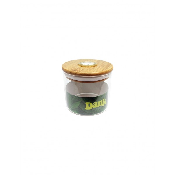 Dank Hygrometer | Glass Jar