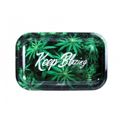 Keep Blazing rolling tray | Medium