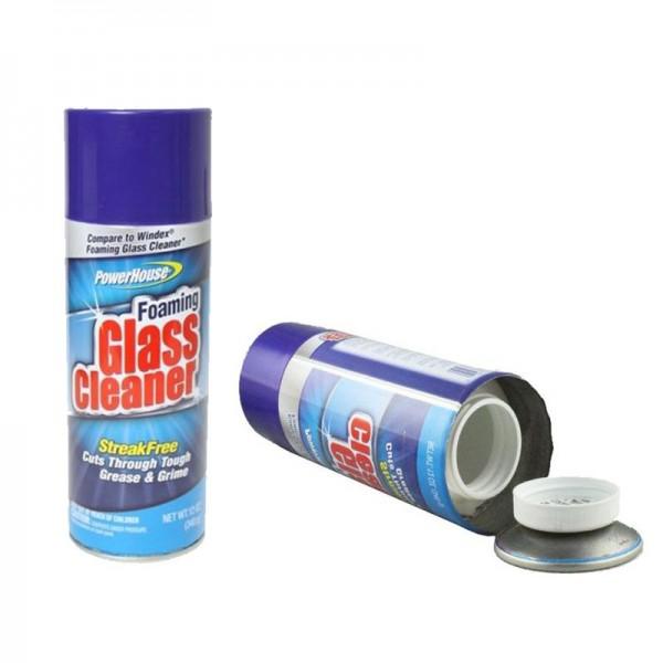 Glass cleaner powerhouse stash
