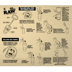 RAW Six shooter | Cone filler