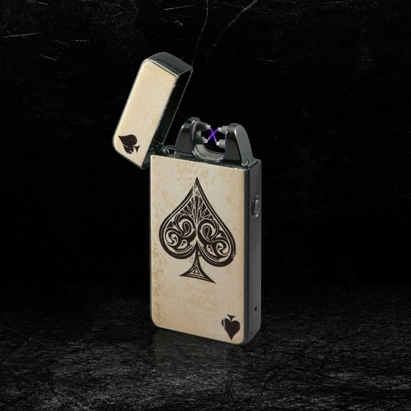 Novi Plasma Lighter | Ace of Spades