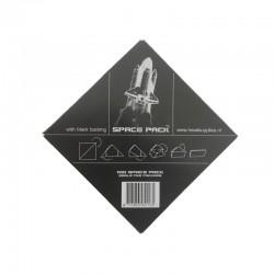 Spacepack Regular 100 pieces | Black edition
