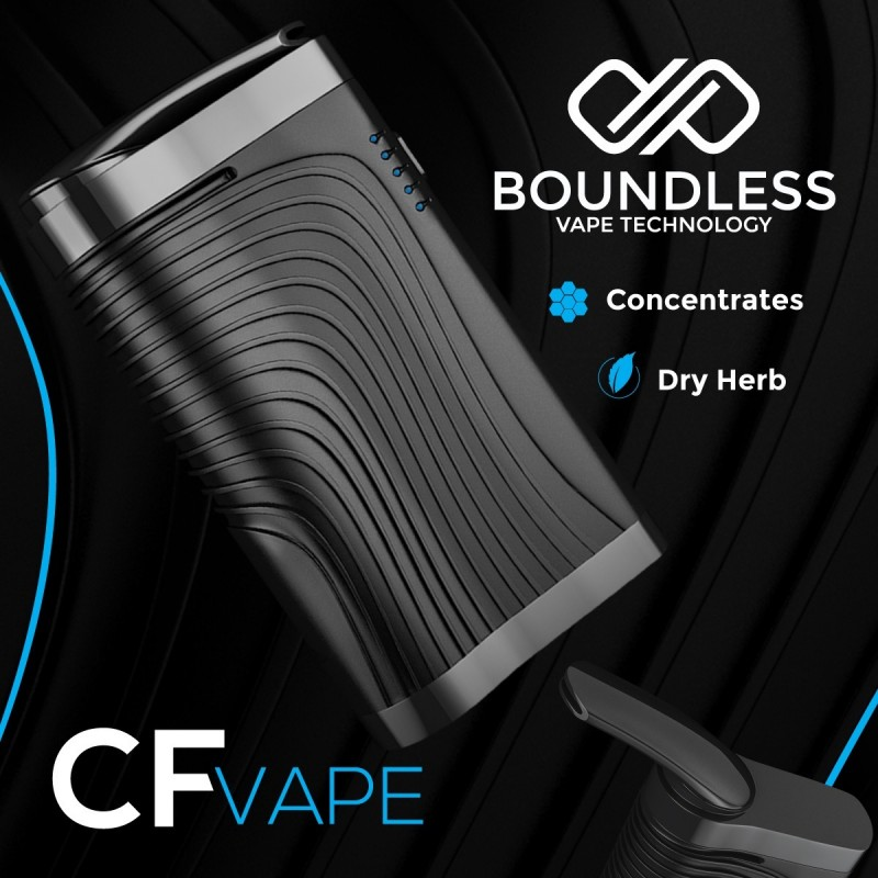boundless cf vaporizer how to clean
