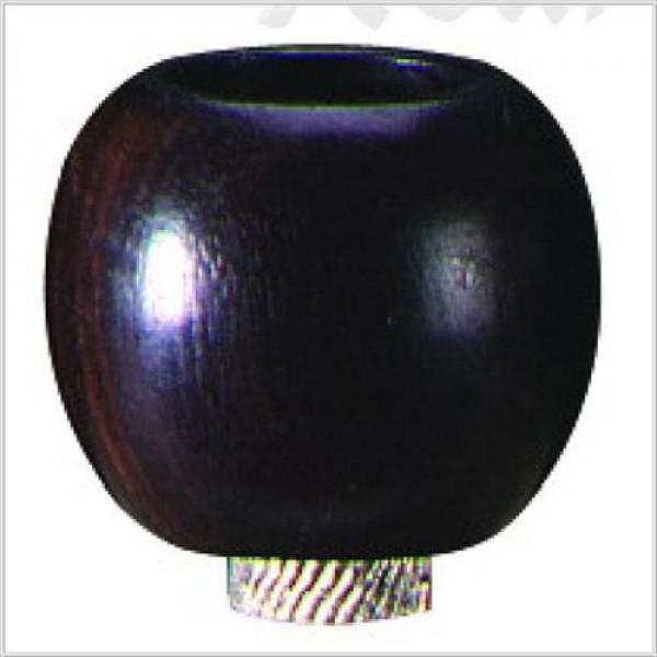 bong bowl   ebony wood