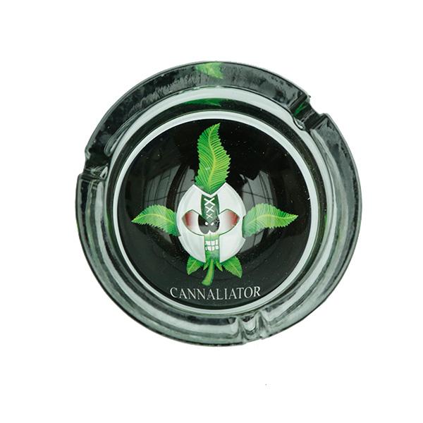 Ashtray | Cannaliator | glass