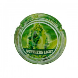 Ashtray | Northern light | glass