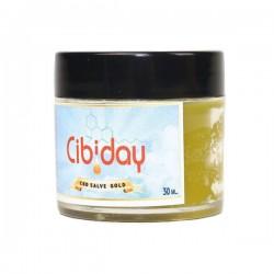 CBD Salve   Gold   Cibiday  30ml