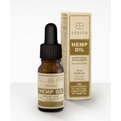 CBD Hemp Oil 1500 mg | 15% CBD | Endoca | 10 ml