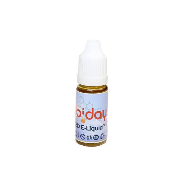 CBD E-Liquid Apple 50mg   Cibiday   10 ml