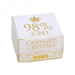 Endoca Cannabis Crystals | 500 mg CBD | 0,5 Gr