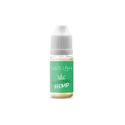 CBD E-liquid 50 mg | Original Hemp | Satijah