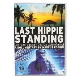 Last hippie standing DVD