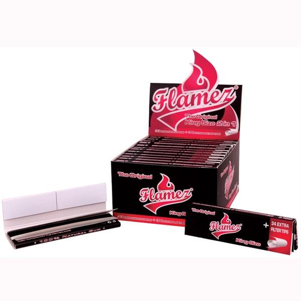 Flamez Black 2in1 KS Regular