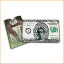 Weed flat grinder | Taylor Gang - Wiz Khalifa | stainless steel