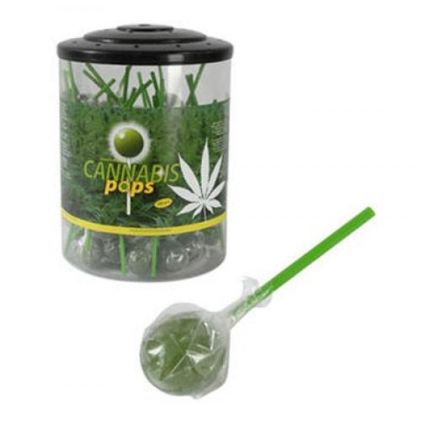 Cannabis Lollipops