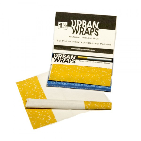 Urban Wraps Papers