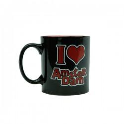 Coffee mug I love Amsterdam