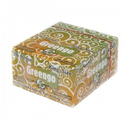 Greengo King Size papers BOX 50 pcs