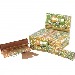 Greengo King Size Slim paper 2in1