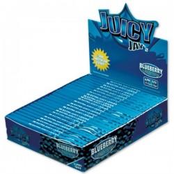 Juicy Jay's Kingsize Slim Blueberry | Box 24 Pcs