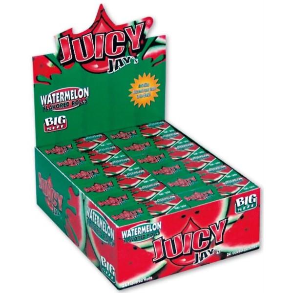 Juicy Jay's Rolls Watermelon | Box 24 Pcs