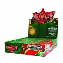 Juicy Jay's Kingsize Slim Watermelon | Box 24 Pcs