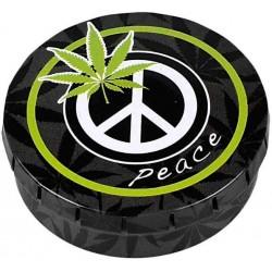 Click Clack box | Peace 1 | Ø5,5cm