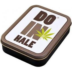 Square box | Metal | Do inhale | 8x11cm