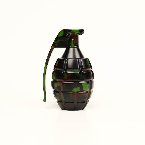 Weed grinder   3 part   grenade   Aluminum