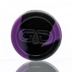 Grace Glass Dabs Purple/Black Silicone Jar Ø:55mm