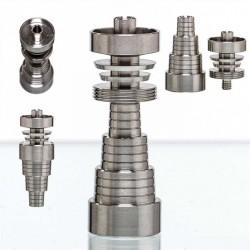 Titanium Domeless Nail Multisize