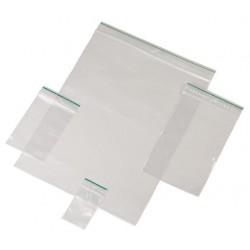 Ziplock Bags 55x65 | 60mu | 100 pcs