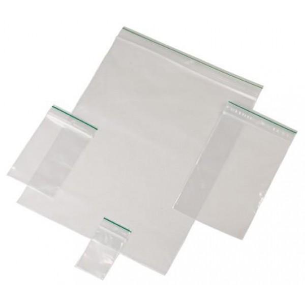 Ziplock Bags 80x60   90mu   100pcs
