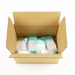 Ziplock bags 80x120 | 90mu | Box | 1000 pcs